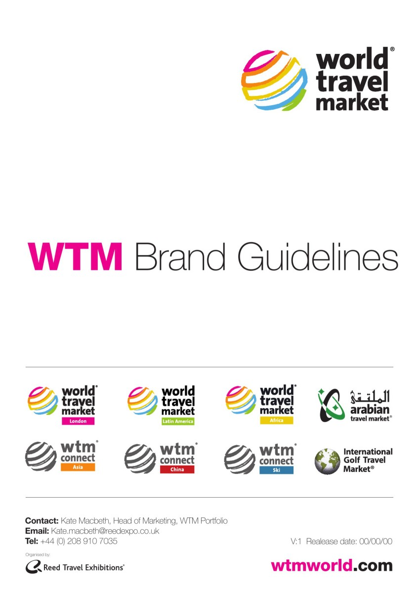 WTM Brand Guidelines